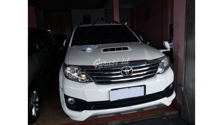 2013 Toyota Fortuner G VNT - Terawat Mulus (preview-0)