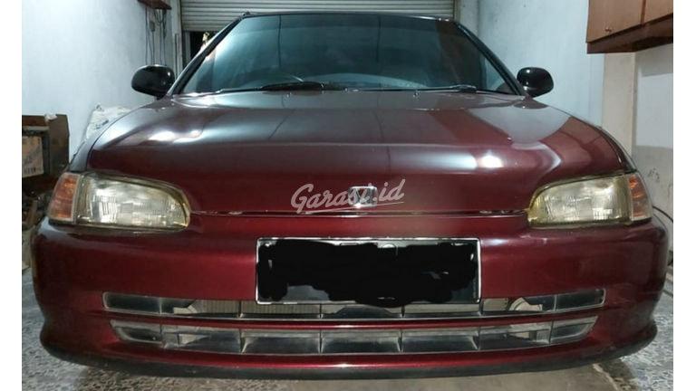 1992 Honda Civic Genio (preview-0)