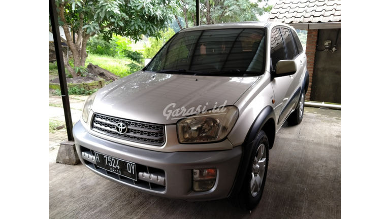 2002 Toyota Rav4 at - Good Condition (preview-0)