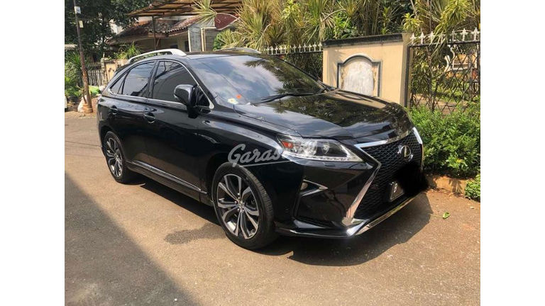 2014 Lexus RX 270 - City Car Lincah Dan Nyaman (preview-0)