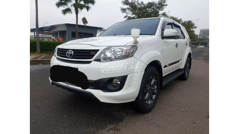 2014 Toyota Fortuner TRD G Luxury - Siap Pakai (preview-0)