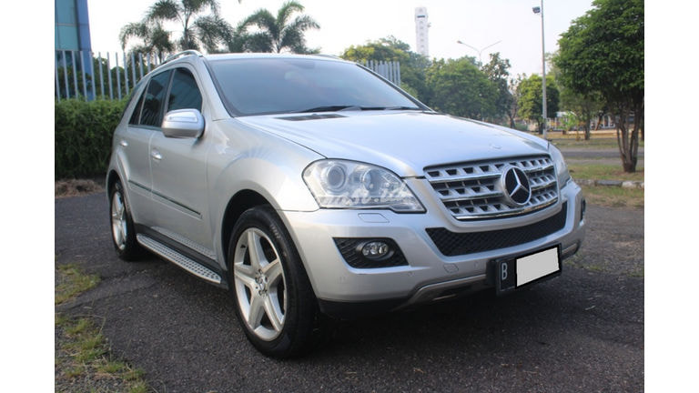 2009 Mercedes Benz ML-Class 350 AMG - Harga OTR (preview-0)