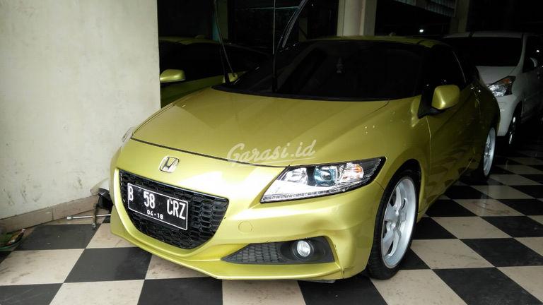 2013 Honda CRZ hybrid - Barang Mulus dan Harga Istimewa (preview-0)