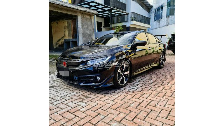 2017 Honda Civic ES Turbo CVT - Bonus Aksesoris , Part Ori Masih Ada (preview-0)