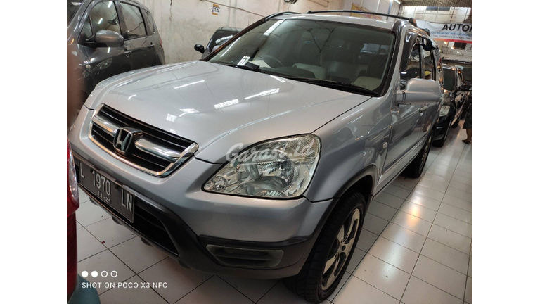 2002 Honda CR-V - Harga Bersahabat jl. kenjeran286 surabaya (preview-0)