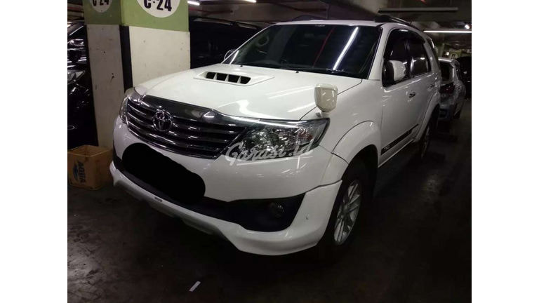 2013 Toyota Fortuner G - SIAP PAKAI! (preview-0)