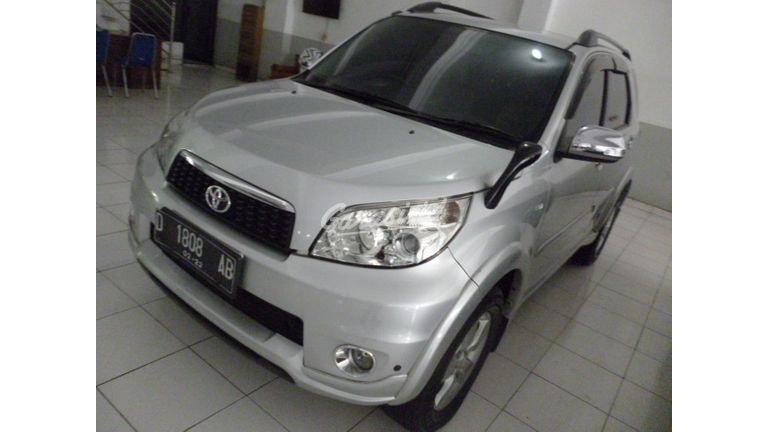 2013 Toyota Rush mt - Terawat Siap Pakai (preview-0)