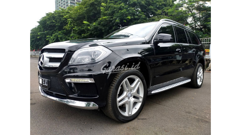 2014 Mercedes Benz GL AMG - GOOD CONDITION TERAWAT, MULUS, INTERIOR OKE & SANGAT APIK (preview-0)