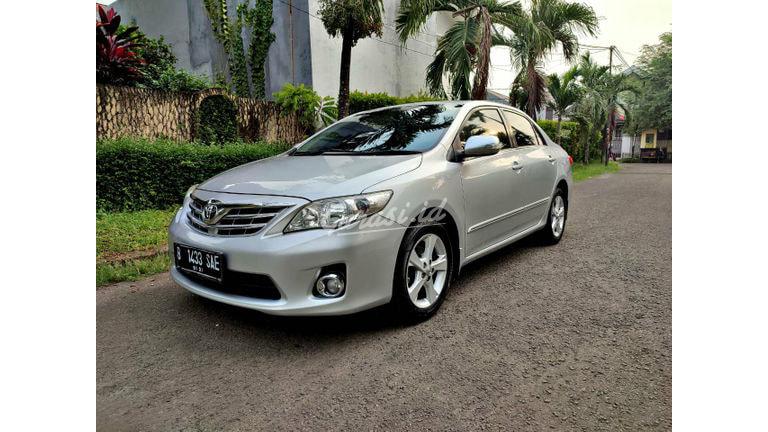 2010 Toyota Corolla Altis G - siap pakai (preview-0)