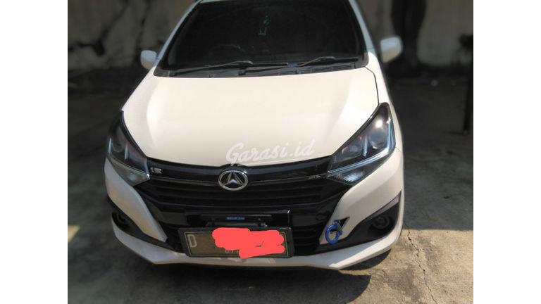 2017 Daihatsu Ayla X - jual cepat (preview-0)