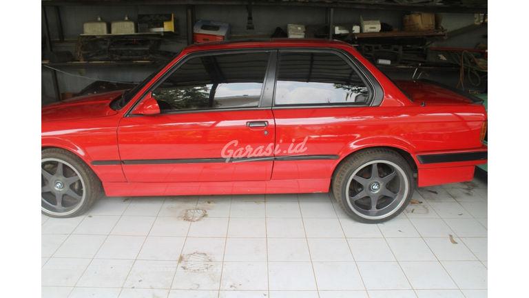 Jual Mobil Bekas 1988 Bmw 3 Series Type 318i E30 Dua Pintu Jakarta