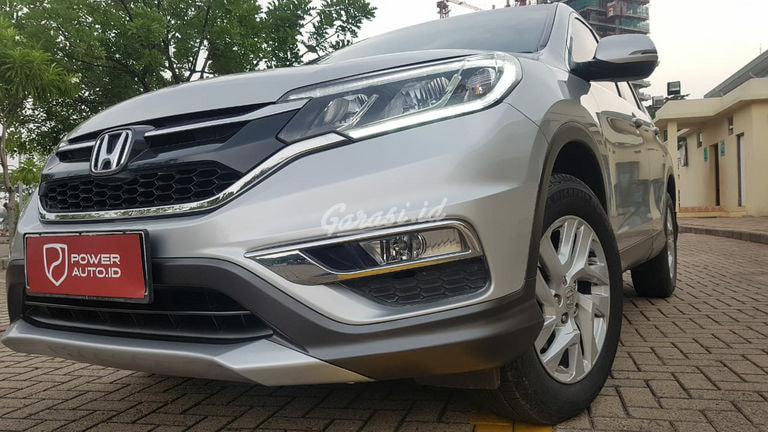 2015 Honda CR-V AT - FULL ORI  GARANSI MESIN & TRANSMISI (preview-0)