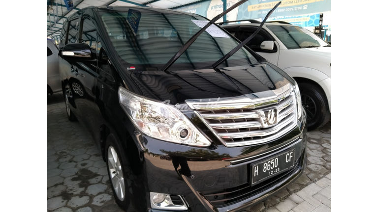 2012 Toyota Alphard 2.4 - KONDISI MULUS (preview-0)