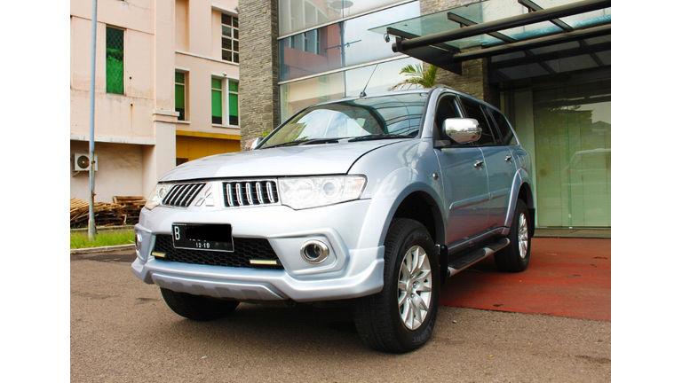2013 Mitsubishi Pajero Sport Exceed diesel at - terima tukar tambah gan !! (preview-0)