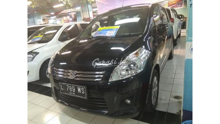 Jual Mobil Bekas 2014 Suzuki Ertiga Gx Automatic Surabaya 00ch209