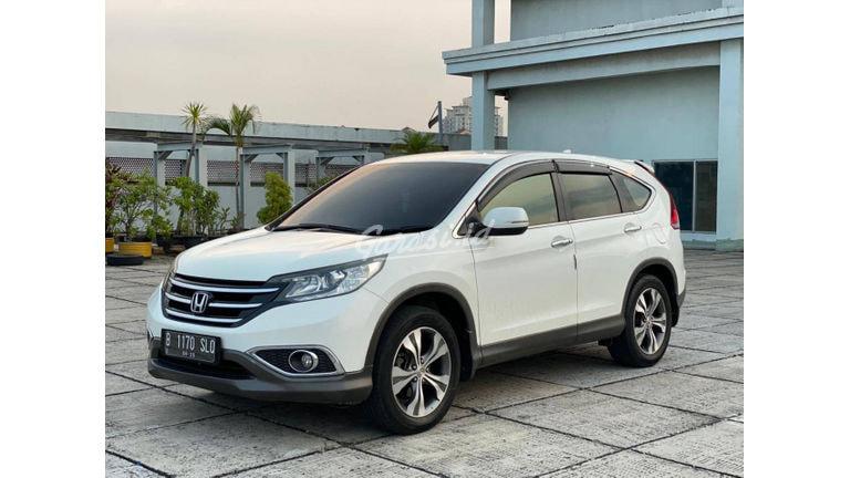 2013 Honda CR-V Non Prestige - Mobil Terawat n Istimewa Authorize Honda Fatmawati (preview-0)