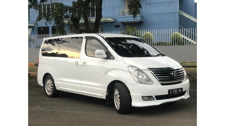 2012 Hyundai H-1 Xg (preview-0)