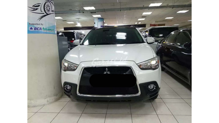 2013 Mitsubishi Outlander at - SIAP PAKAI! (preview-0)