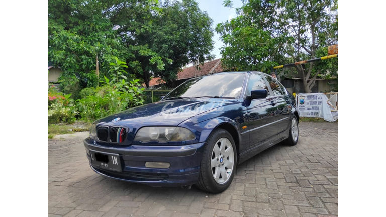 2001 BMW 3 Series 325i (preview-0)