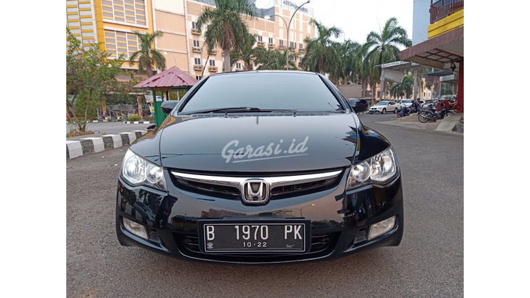 2007 Honda Civic 1.8 AT - Tangan 1 dr baru & Siap Pakai (preview-0)