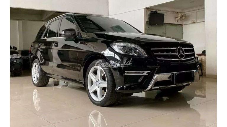 2014 Mercedes Benz ML-Class AMG - Siap Pakai (preview-0)