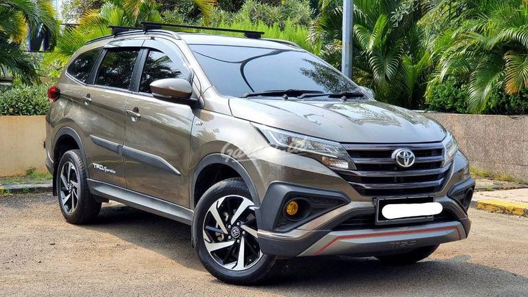 2019 Toyota Rush trd sportivo - Mobil Pilihan (preview-0)