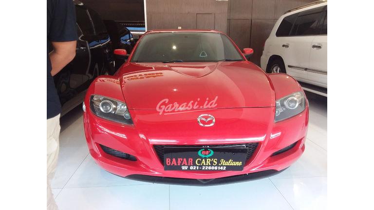 2008 Mazda RX-8 Renesis - Unit Bagus Bukan Bekas Tabrak (preview-0)