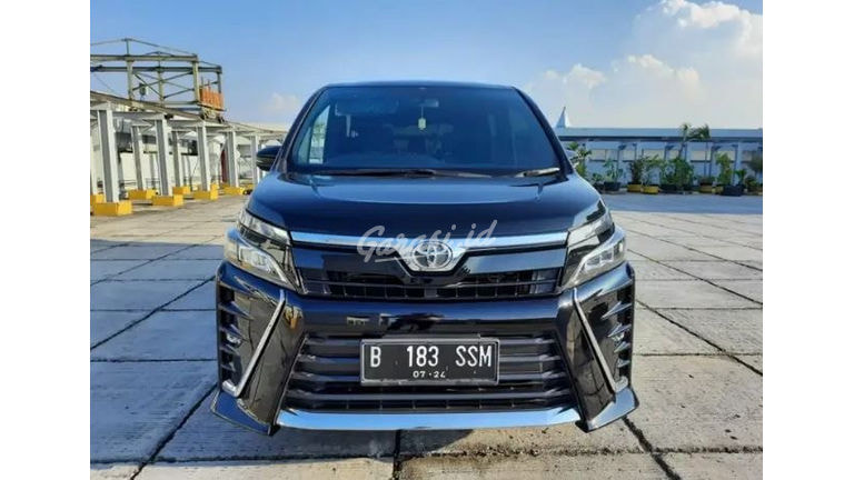 2019 Toyota Voxy X - Barang Bagus, Harga Menarik (preview-0)