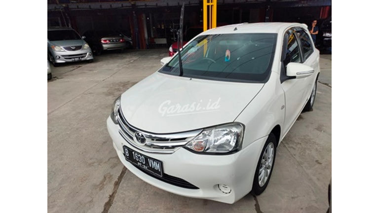 2014 Toyota Etios Valco E - Nyaman Terawat (preview-0)