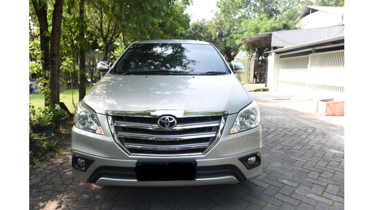 2014 Toyota Kijang Innova G - Kondisi Mulus Tinggal Pakai (preview-0)