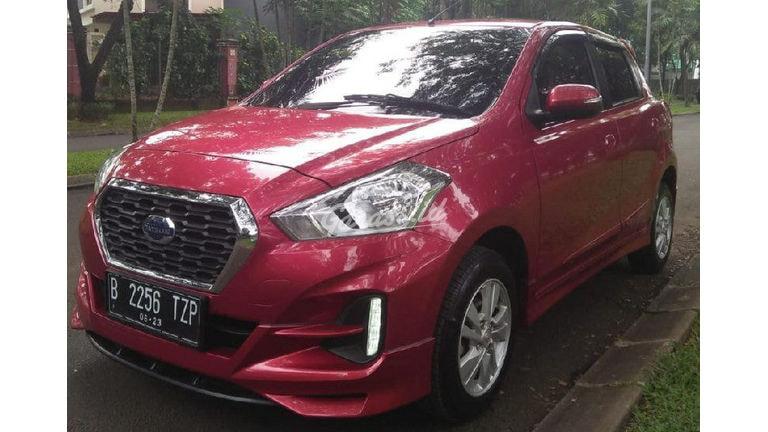 2018 Datsun Go T-Active CVT - Istimewa Siap Pakai (preview-0)