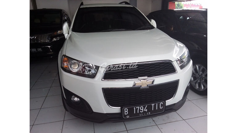 2014 Chevrolet Captiva Diesel AT - istimewa (preview-0)