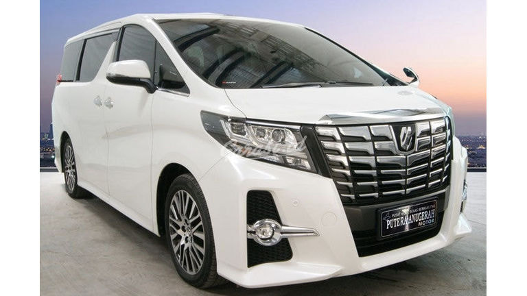 2015 Toyota Alphard SC Audioless - Mobil Pilihan (preview-0)