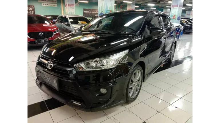 2015 Toyota Yaris TRD - Mobil Pilihan (preview-0)