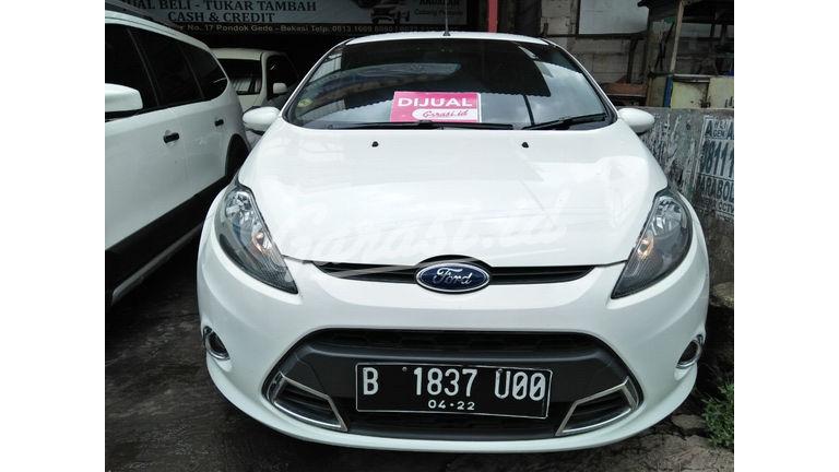 Jual Mobil Bekas 2012 Ford Fiesta S At Kota Bekasi 00ac474 Garasi Id