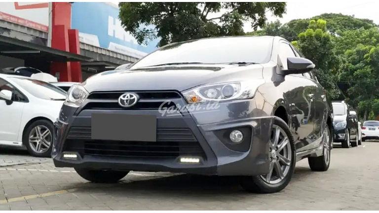 2014 Toyota Yaris TRD Sportivo - Mobil Pilihan (preview-0)