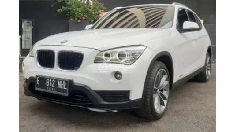 2015 BMW X1 Xline Executive - Mobil Pilihan (preview-0)