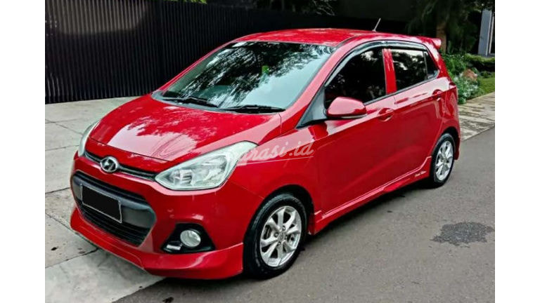 2014 Hyundai I10 GLS - Mulus Istimewa Full Original (preview-0)