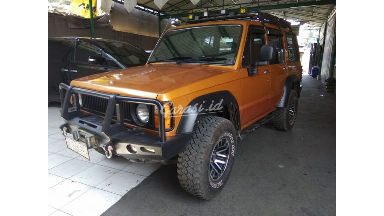1994 Chevrolet Trooper 4x4 - Full Variasi (preview-0)