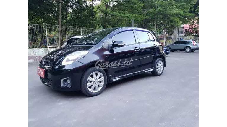 2012 Toyota Yaris S limited (preview-0)