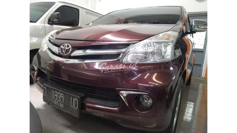 2012 Toyota Avanza G - Kondisi Terawat Siap Pakai (preview-0)