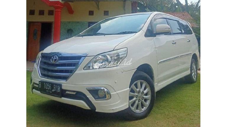 2014 Toyota Kijang Innova V - Unit Siap Pakai (preview-0)
