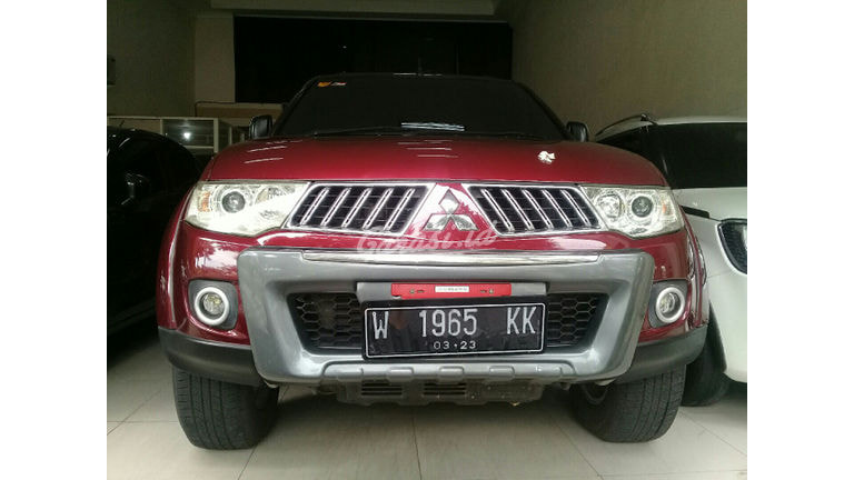 2012 Mitsubishi Pajero Sport EXCEED CRDT - TERMURAH (preview-0)