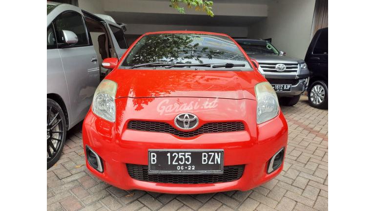 2012 Toyota Yaris J (preview-0)