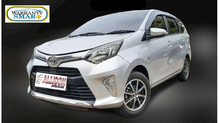 2017 Toyota Calya G - Good Condition (preview-0)