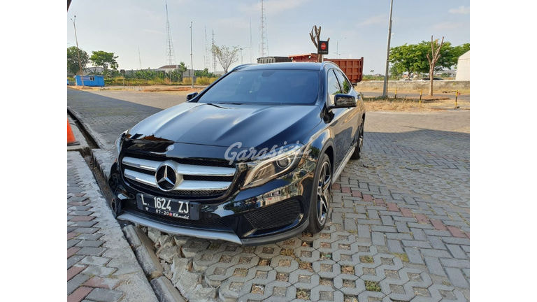 2014 Mercedes Benz A-Class GLA 200 sport AMG - Harga Terjangkau (preview-0)