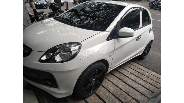 2014 Honda Brio Satya E - Promo DP Ringan Akhir Tahun Cuman 19juta (preview-0)
