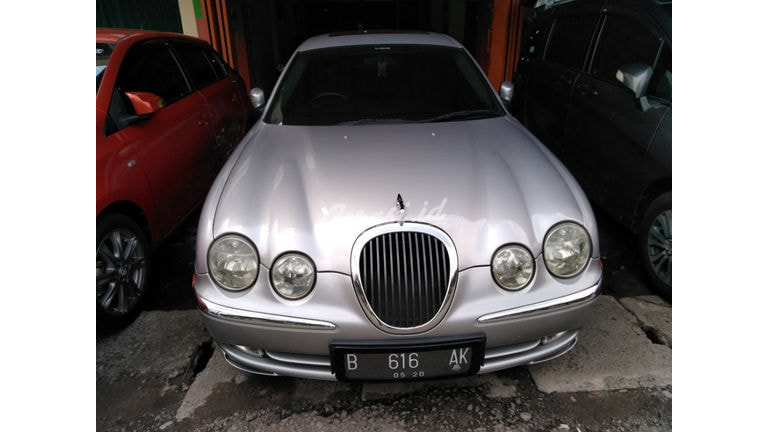 2000 Jaguar S-Type at - Siap Pakai (preview-0)