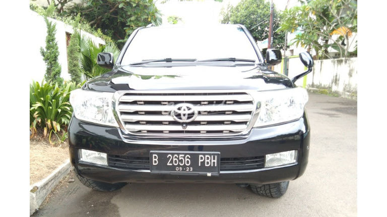 2008 Toyota Land Cruiser 4WD (preview-0)