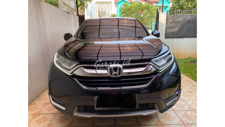 2018 Honda CR-V Turbo prestige - Jual cepat (preview-0)